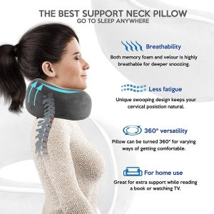 360° Travel Pillow
