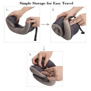 Breathable Travel Pillow