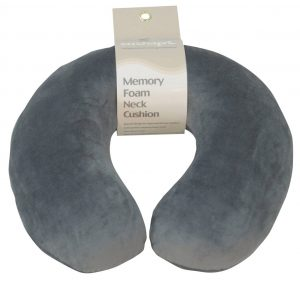 Memory Foam Neck Support Cushion