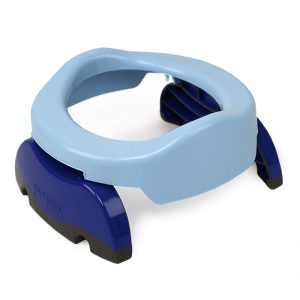 Folding Travel Potty & Toilet Trainer Seat