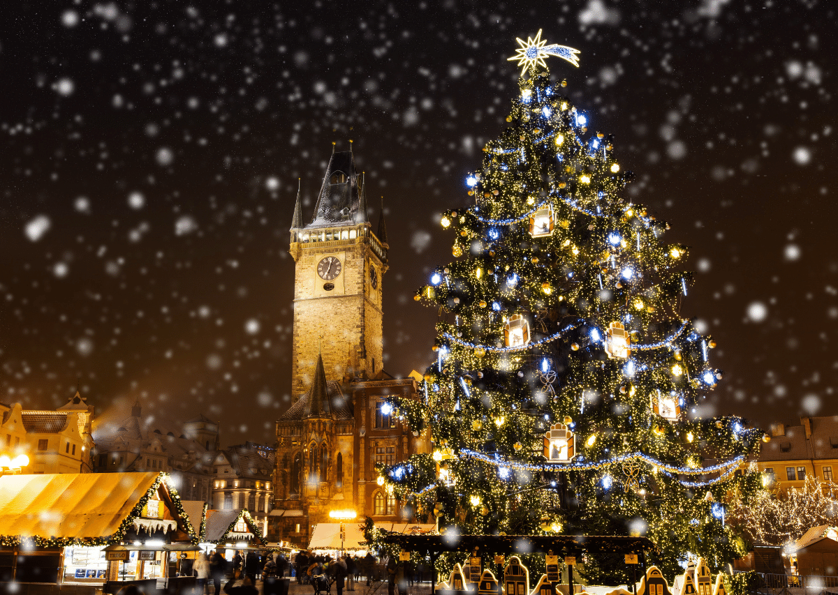 Best European Destinations for Christmas Markets