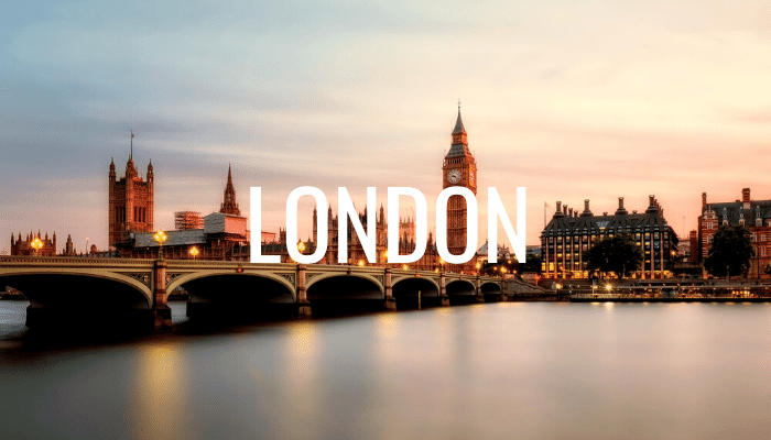 London New Year Holiday Packages