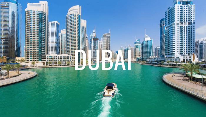 Dubai New Year Holiday Package from Italy Travel Affordably