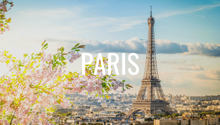 Paris New Year Holiday Packages