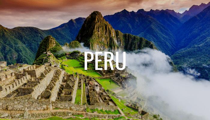 CUSTOMISED TOURS PERU