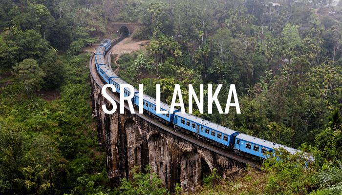 CUSTOMISED TOURS SRI LANKA