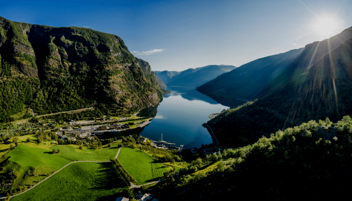 Norwegian Fjords Cruise from Newcastle 2021/2022