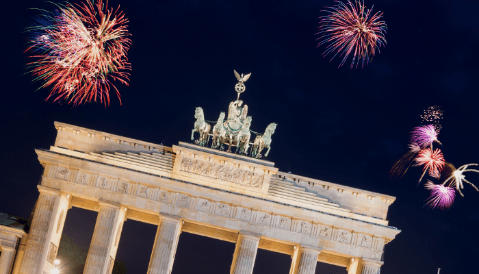 Berlin New Year Holiday Package