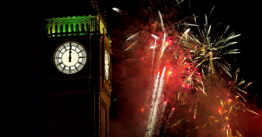 London New Year Package
