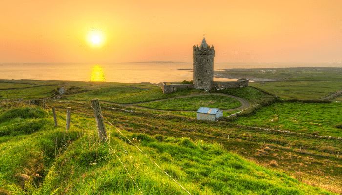 Holiday Packages from Ireland