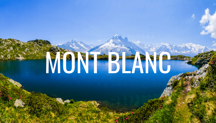 Chamonix Mont Blanc Trekking Tour Travel Affordably