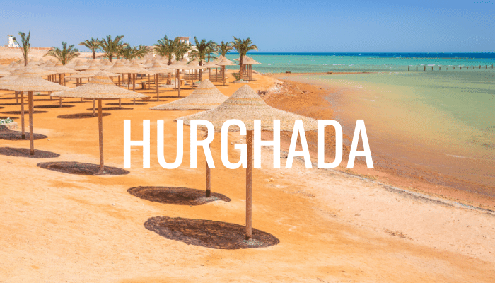 Hurghada New Year Package