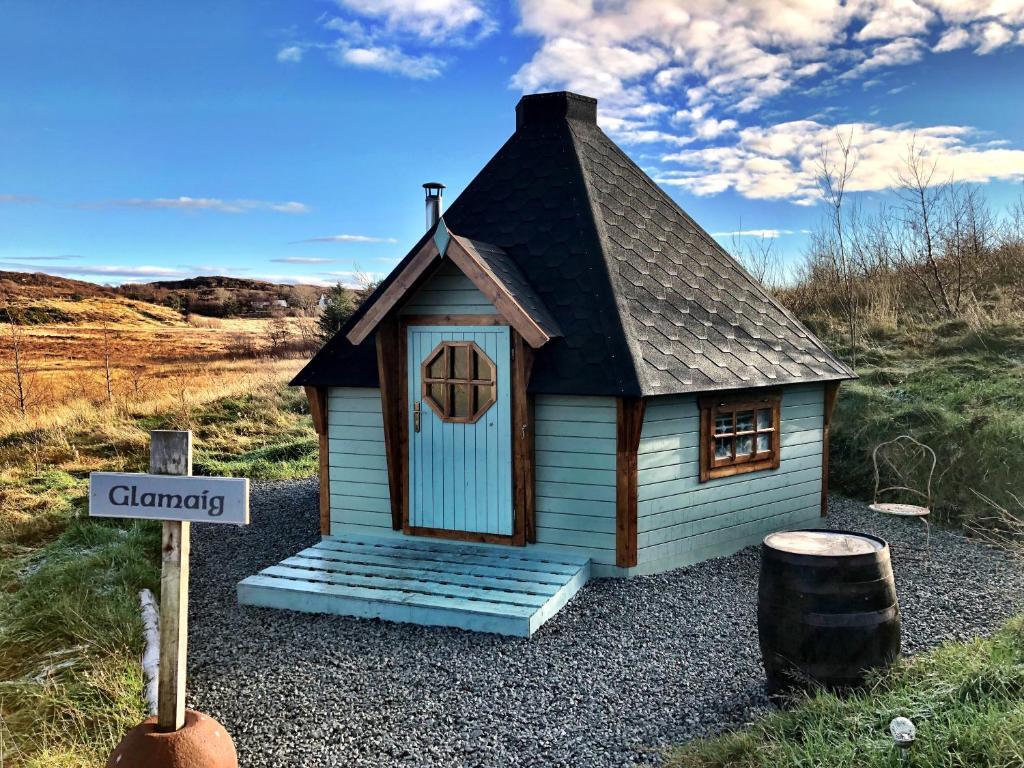 Accommodation in Isle of Skye