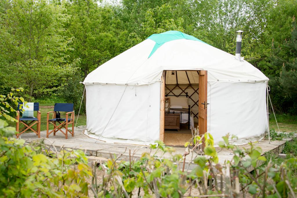 Glamping Tent Accommodation